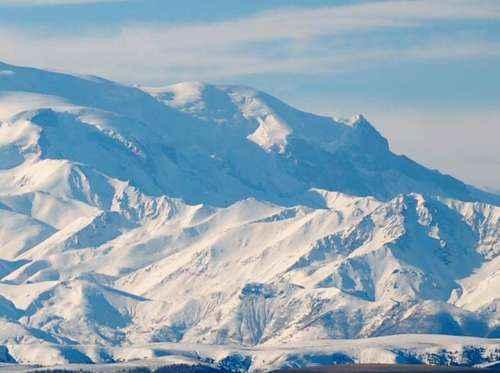 Высочайшие горы на территории России 11