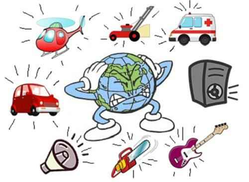 Виды, источники и причины загрязнения окружающей природной среды 6