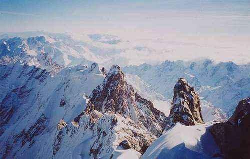 Высочайшие горы на территории России 4