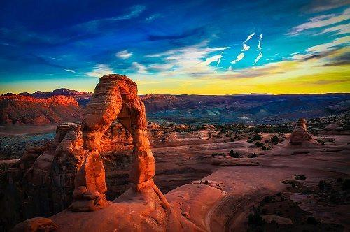 Список самых лучших и красивых национальных парков на Земле 3
