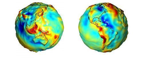 Форма, размеры и геодезия планеты Земля 4