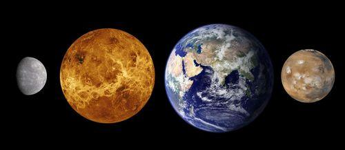 Форма, размеры и геодезия планеты Земля 2