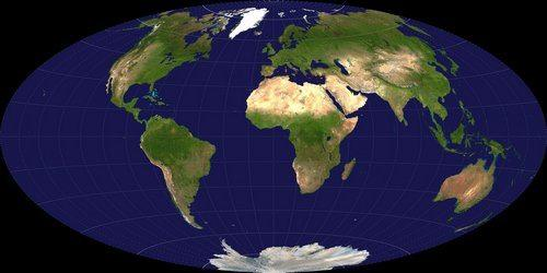 Форма, размеры и геодезия планеты Земля 3