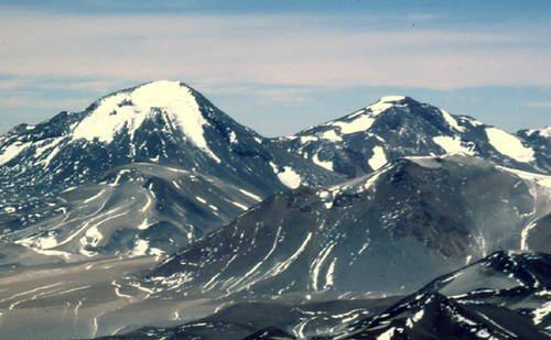 Список самых высоких вулканов на Земле 3