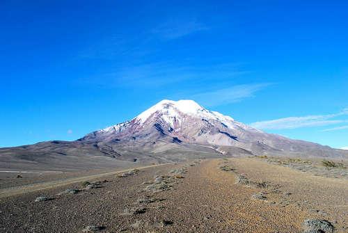 Список самых высоких вулканов на Земле 4