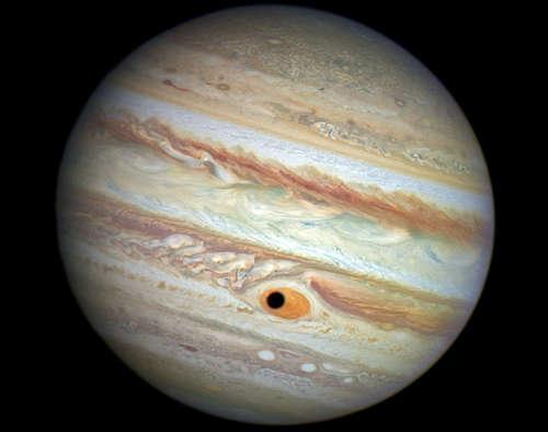 Самые большие планеты в Солнечной системе 2