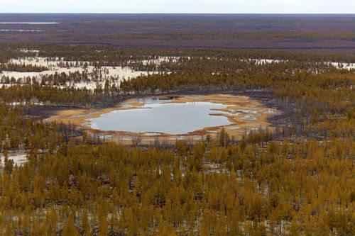 Термокарст: определение, формирование и воздействие на окружающую среду 3