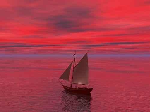 Почему морская вода бывает синего, голубого, зеленого, красного и коричневого цветов? 6