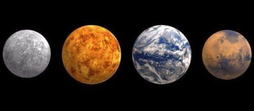 Земля - часть Солнечной системы 4