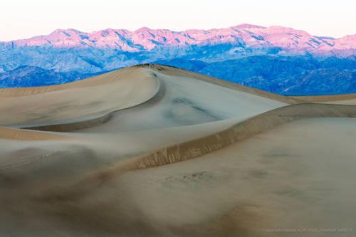 Основные формы песчаных дюн 6