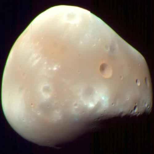 Спутники Марса: история открытия, исследования, характеристика и фото 2