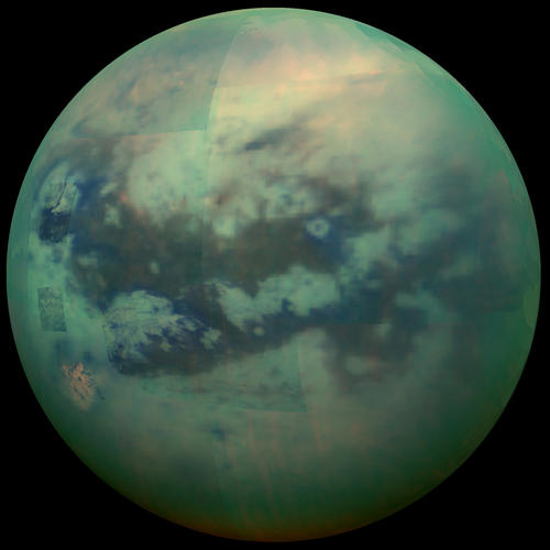 Самые большие спутники планет в Солнечной системе 3