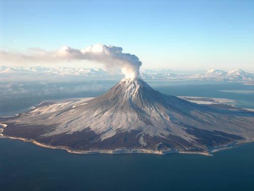 Спящие вулканы мира список