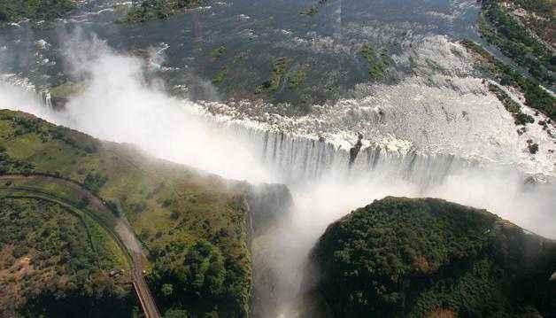 Водопад Виктория: координаты и фото, что посмотреть и где находится Водопад Виктория
