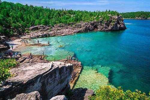 Великие озёра на территории США и Канады 5