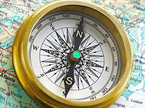 Географический и магнитный Северный полюс Земли 3
