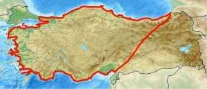 ТОП 10 крупнейших полуостровов на Земле - названия, карты и характеристика 6
