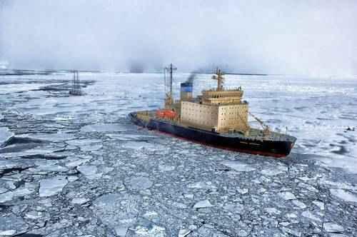 География Антарктиды: геология, климат, внутренние воды, природные ресурсы и экология 9