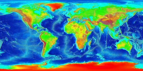 Что такое глубоководный океанический жёлоб? 3