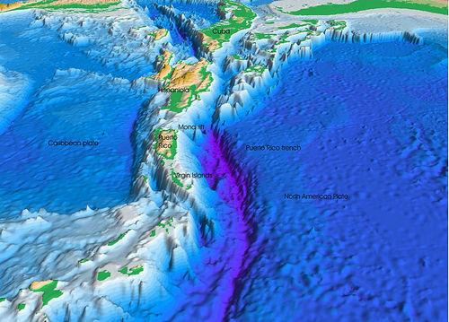 Что такое глубоководный океанический жёлоб? 2