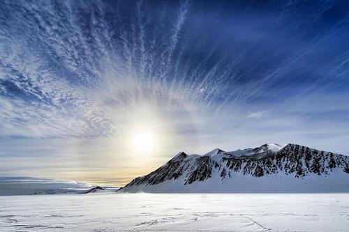География Антарктиды: геология, климат, внутренние воды, природные ресурсы и экология 5