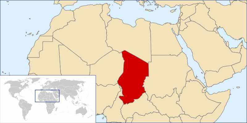 ТОП 10 самых больших по площади стран Африки - краткое описание и карта 7