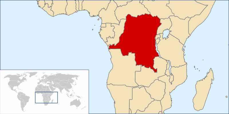 ТОП 10 самых больших по площади стран Африки - краткое описание и карта 10