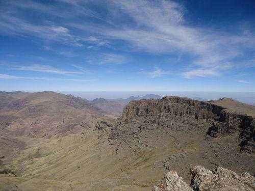 ТОП 10 крупнейших горных вершин Африки - высота, характеристика и фото 2