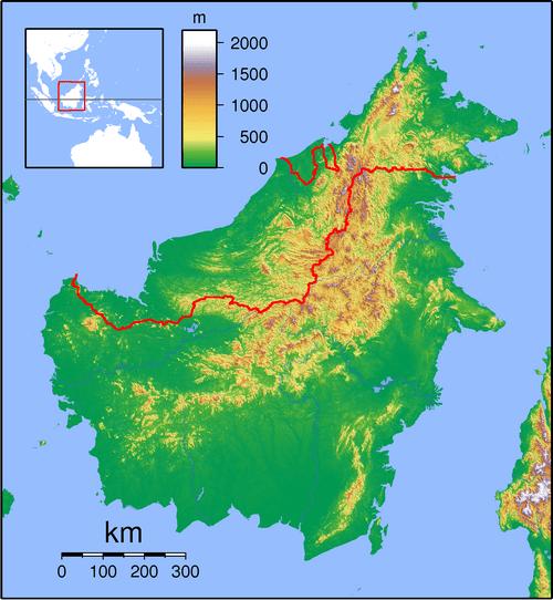 ТОП 10 крупнейших островов Тихого океана - названия, характеристика и карты 3
