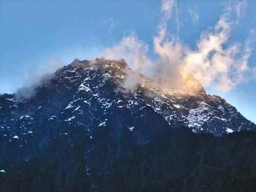 ТОП 10 крупнейших горных вершин Африки - высота, характеристика и фото 7