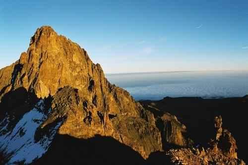 ТОП 10 крупнейших горных вершин Африки - высота, характеристика и фото 10