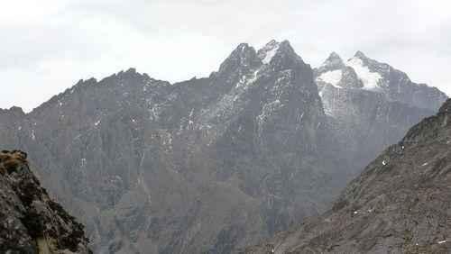 ТОП 10 крупнейших горных вершин Африки - высота, характеристика и фото 9