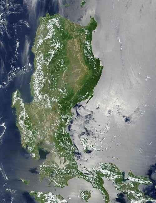 ТОП 10 крупнейших островов Тихого океана - названия, характеристика и карты 10