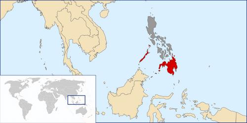 ТОП 10 крупнейших островов Тихого океана - названия, характеристика и карты 11