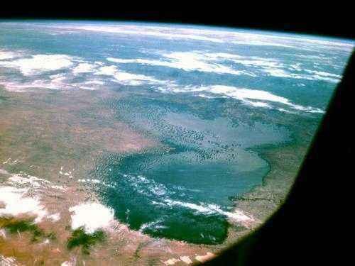 ТОП 10 самых больших озер Африки - названия, фото, площадь, размеры, глубина и расположение 8
