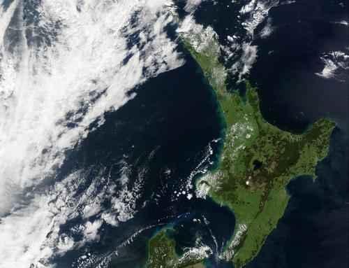 ТОП 10 крупнейших островов Тихого океана - названия, характеристика и карты 9