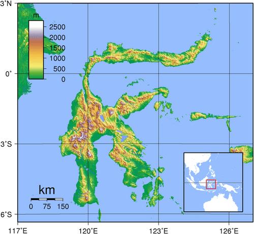 ТОП 10 крупнейших островов Тихого океана - названия, характеристика и карты 6