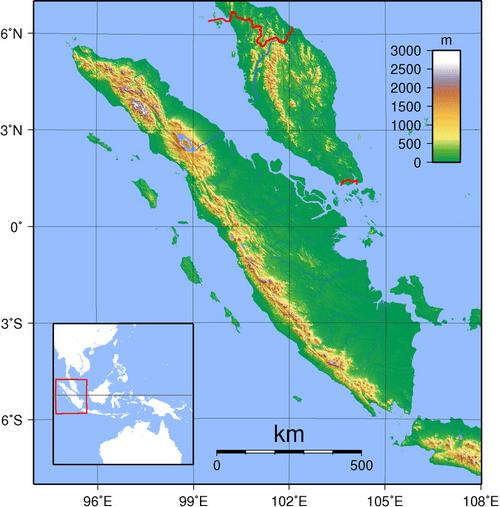 ТОП 10 крупнейших островов Тихого океана - названия, характеристика и карты 4