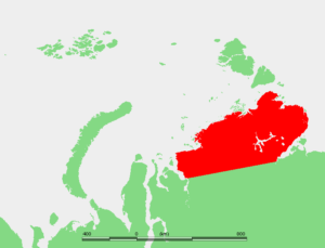 ТОП 10 крупнейших полуостровов на Земле - названия, карты и характеристика 2