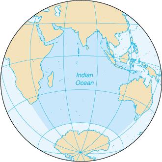 Сколько и какие океаны есть на Земле: карта, названия, описание и подводный мир 5