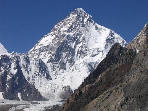 Самые большие горные вершины (более 8000 метров) на планете - список, характеристика и фото 10