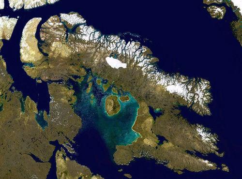 ТОП 10 крупнейших по площади островов на Земле 7