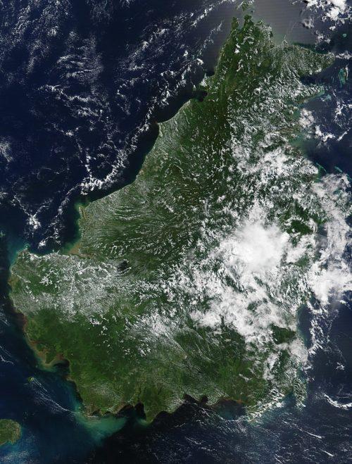 ТОП 10 крупнейших по площади островов на Земле 9