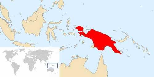 ТОП 10 крупнейших по площади островов на Земле 10