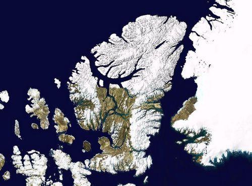 ТОП 10 крупнейших по площади островов на Земле 2
