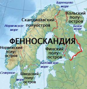 ТОП 10 крупнейших полуостровов на Земле - названия, карты и характеристика 7
