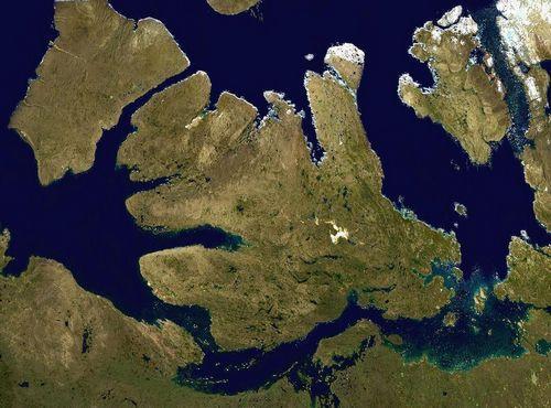 ТОП 10 крупнейших по площади островов на Земле 4