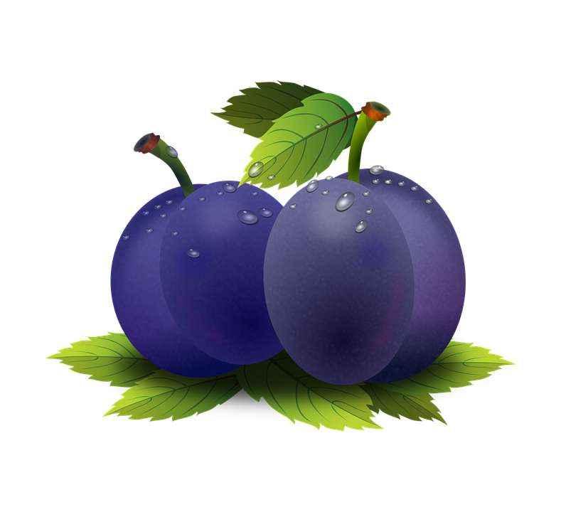 Детские картинки фруктов с названиями 26