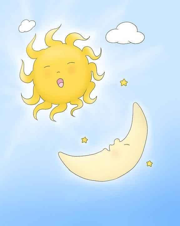 Цветные картинки веселого солнца с лучиками для детей 32