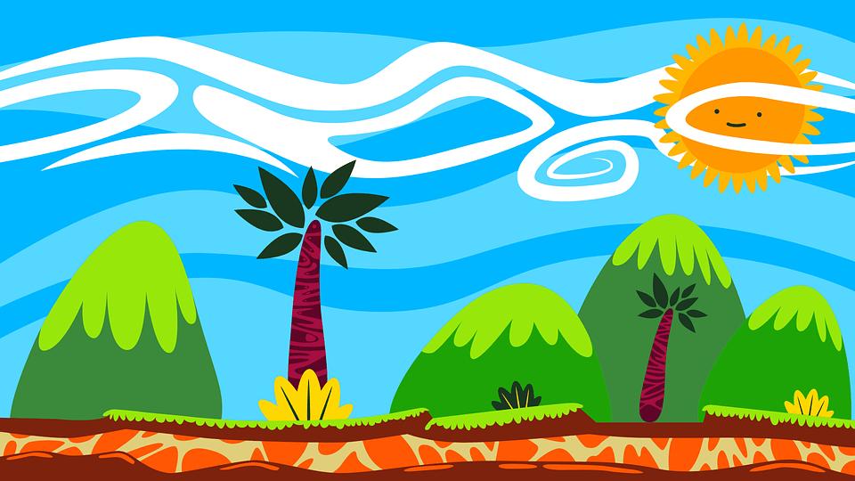 Цветные картинки веселого солнца с лучиками для детей 35